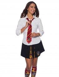 Gravata Grifinória Harry Potter™ adulto