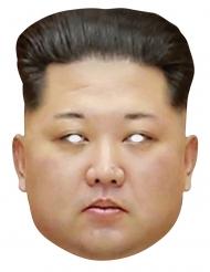 Máscara de cartão Kim Jong Un