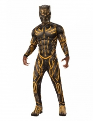 Disfarce deluxe Erik Killmonger™ Black Panther™ adulto