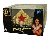 Tiara de luxo strass Wonder Woman™