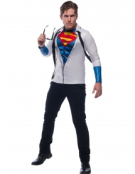 T-shirt com gravata Superman™ adulto