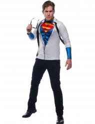 T-shirt com gravata Superman™ adulto