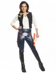 Disfarce classico Han Solo Star Wars™ mulher