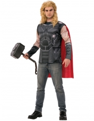 T-shirt com capa Thor Ragnarok™ adulto