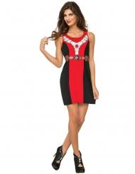 Vestido sem mangas Deadpool™ mulher