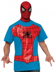 T-shirt com carapuço Spiderman™ adulto
