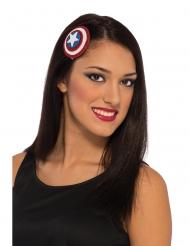 Travessão para o cabelo Captain America™ mulher