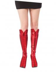 Cobre-botas Spidergirl™ mulher