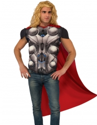 Peito musculoso e capa Thor™ adulto
