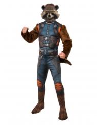 Disfarce de luxo Rocket Raccoon™ - Os Guardiões da Galáxia 2™ adulto