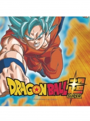 20 Guardanapos de papel Dragon Ball Super™ 33 x 33 cm