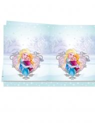Toalha de plástico Frozen™ carinhos de inverno 120 x 180 cm