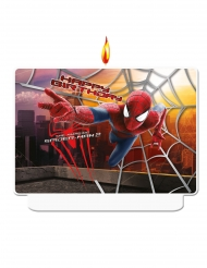 Vela de aniversário The Amazing Spider-Man™