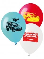 10 Balões de látex Cars™ 28 cm