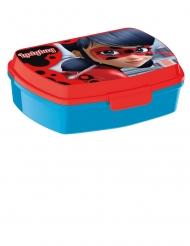 Caixa para o lanche de plástico Ladybug™ 16.5 x 13 cm