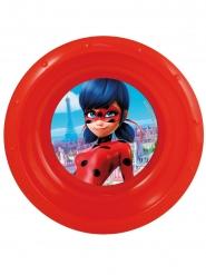 Pratos fundo de plástico Ladybug™ 16.5 cm
