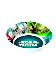 Prato fundo de plástico Star Wars™ 14 cm