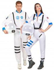 Disfarce para casal astronauta adulto