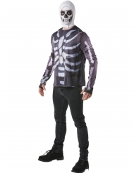 T-shirt e carapuço Skull trooper Fortnite™ adulto