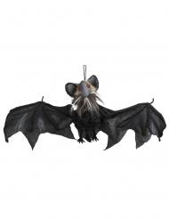 Decoração luminosa animada e sonora morcego
