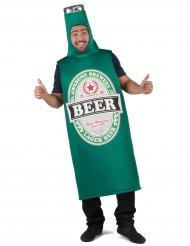 Disfarce cerveja adulto