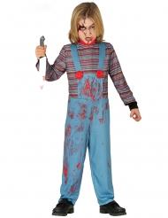 Disfarce boneca diabólica criança