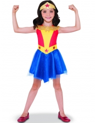 Disfarce Wonder Woman DC Super Girls­™ menina