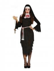 Disfarce freira demoníaca adutlo