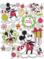 Decorações para janela Mickey™ 30 x 20 cm