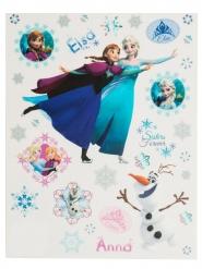 Decorações para janela Frozen™ 30 x 20 cm