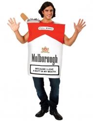 Disfarce maço de cigarros adulto