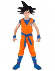 Disfarce Goku Saiyan Dragon Ball Z™ criança