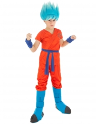 Disfarce Goku Saiyan Super Dragon Ball Z™ criança