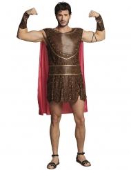 Disfarce guerreiro romano Homem
