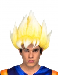 Peruca Super Saiyan Goku Dragon Ball™ adulto