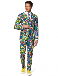 Fato Mr. Super Mario™ adulto Opposuits™