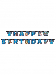 Grinalda Happy Birthday Patrulha Pata™ 15 cm x 2 m