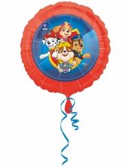 Balão alumínio Patrulha Pata™ 45 cm