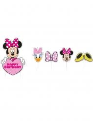 17 Velas de aniversário Minnie Mouse™