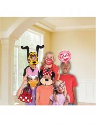 Kit Photobooth Minnie Mouse™ 12 acessórios
