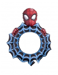 Balão alumínio moldura Spider-Man™ 68 x 81 cm