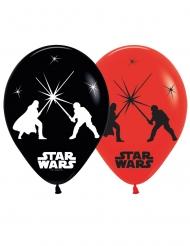 5 Balões de látex Star Wars™ 28 cm