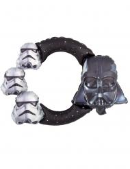 Balão alumínio moldura Star Wars™ 53 x 73 cm