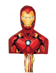 Pinhata busto Iron Man™ 50 x 24 x 17 cm