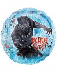 Balão alumínio Black Panther™ 71 cm - Pantera Negra™