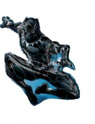 Balão alumínio Black Panther™ 81 x 81 cm - Pantera Negra™