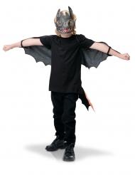 Kit asas e máscara Como Treinares o teu Dragão 3™ criança