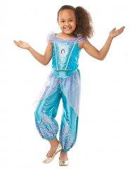 Disfarce clássico princesa Jasmine Live action™ menina