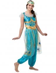 Disfarce clássico princesa Jasmine Live action™ mulher