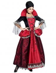 Disfarce vampira duquesa mulher